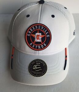 Greeneville Astros Adjustable Mesh Hook Loop Minor League Baseball Milb