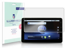 iLLumiShield Anti-Glare Matte Screen Protector 3x for ViewSonic ViewPad 7
