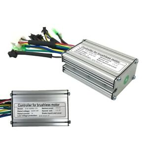 Controller 48V/36V KT-15A For 250W Brushless Motor Ebike Electric Bicycle Parts