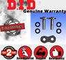 DID Connection Link - Rivet Link - Solid - 532ZLV for Yamaha YZF-R6
