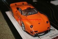 "BRM047-O 1/24 Slotcar Porsche 911 GT1 ""Jager ORANGE edition"" pre-painted kit - S"