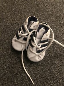 Baby Size 1 Addidas Trainers