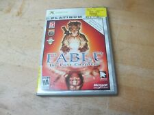 XBOX Game – Fable: The Lost Chapters – Complete CIB