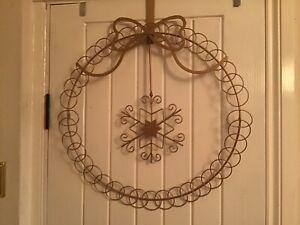 Lakeland *Merry Christmas* over-door bauble cardholder