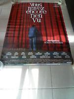 VOUS N'AVEZ ENCORE RIEN VU 4x6 ft Bus Shelter D/S Movie Poster Original 2012