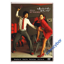 """BUY 5 GET 1 FREE""  Hello My Teacher Korean Drama (4DVD) Excellent English Sub!"