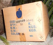 """Baggies 12510S  Apple Brand  1.25""""x1"""" S Bags Ziplock Liquidation! Case (50,000)"""