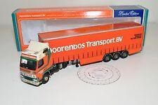CORGI CC12408 VOLVO FH12 TRUCK WITH TRAILER DE BOER DOORENBOS NEAR MINT BOXED