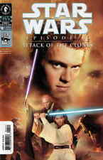 Star Wars Episode II—Attack of the Clones #4SC FN; Dark Horse | save on shipping