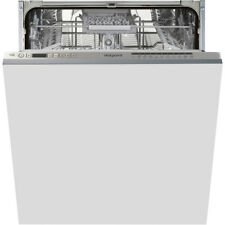Hotpoint HIO3C22WSCUK Ultima A++ Fully Integrated Dishwasher - Silver
