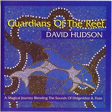 David Hudson ‎– Guardians Of The Reef CD 1996 Indigenous Australia ‎– IA2002