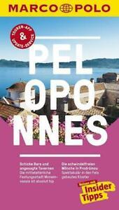 MARCO POLO Reiseführer Peloponnes  (2017, Taschenbuch)