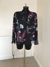 Womens Long Sleeved Top Size 14 Select