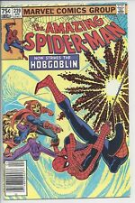 Spiderman 239  - NM- (9.0) $.75 Canadian Variant  2nd Hobgoblin
