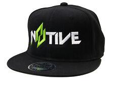 n8tive Snapback Acrilico Cappello Nero