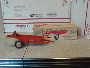 Vintage Carter TRU-SCALE S-403 Manure Spreader w/ Original Box