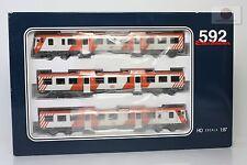 H0 1:87 Electrotren 3402 digital Automotor 592 Regio RENFE Locomotora escala ho