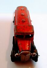 Dinky - Toys 2-5 Series Truck type 3 petrol tanker red  19-47 deleted 1948
