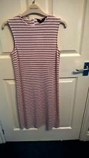 BNWT Dorothy Perkins pink mini dress size 10 tall cruise evening party