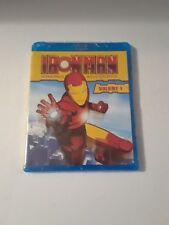 Iron Man Armored Adventures Volume 1 Kids Cartoon DVD Childrens Cartoon Movie
