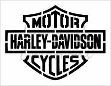 HARLEY DAVIDSON Bar Shield Logo 8.5