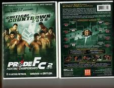PRIDE FC - CRITCAL COUNTDOWN 2005 (DVD, 2006) BRAND NEW SEALED - FREE SHIPPING