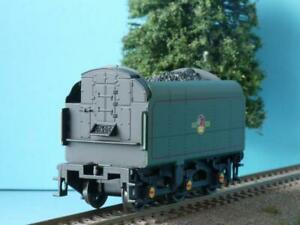 HORNBY BR CLASS 8P DUKE of GLOUCESTER TENDER BR LATE CREST INCOMPLETE SPARES