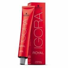 Schwarzkopf Professional IGORA Royal Permanent Colour 60ml (ALL SHADES)