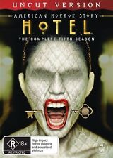 American Horror Story - Hotel : Season 5 (DVD, 4-Disc Set) NEW