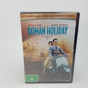 Roman Holiday DVD New Sealed R4