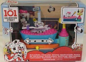 Disney 101 Dalmatian Street Bath with Bubble - Playset