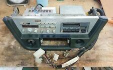 80S DATSUN 280ZX HITACHI STEREO CONOLE WITH TAPE DECK