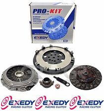 EXEDY CLUTCH KIT+CHROMOLY FLYWHEEL for 04-18 SUBARU IMPREZA WRX STi EJ257 6speed