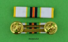 COLD WAR RIBBON BAR MOUNTED ON CLIP BACK HOLDER  Veterans serving 1946-1991