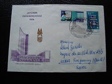 ALLEMAGNE RDA lettre 5/3/74 - timbre stamp germany (cy1)