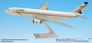 Flight Miniatures Novair Nova Airlines 1997 Airbus A330-200 1:200 Scale New