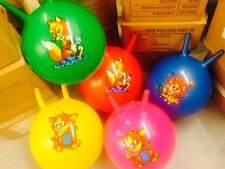 """15"""" Childrens/Kids Space Hopper Jump n' Bounce Ball Bouncing Toy in colour"""