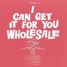 1 CENT CD I Can Get It For You Wholesale [SOUNDTRACK] harold rome