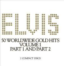 Presley, Elvis : 50 Worldwide Gold Hits: Volume 1, Parts CD