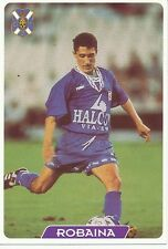 N°270 ROBAINA # CD.TENERIFE OFFICIAL TRADING CARD MUDICROMO LIGA 1996