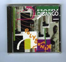 CD (NEW) MANU DIBANGO POLYSONIK