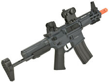 Krytac Trident MK2 PDW Full Metal Airsoft Rifle - Wolf Grey Semi and Full auto