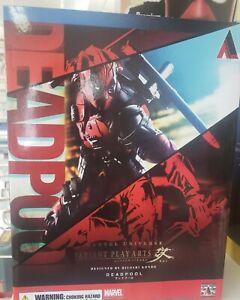 Deadpool - Marvel Universe Variant Play Arts action figure (Kai)  Square Enix