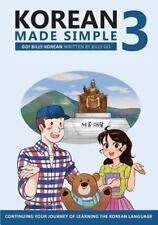 Korean Made Simple: Korean Made Simple 3 : Continuing Your Journey of...