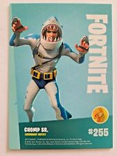 Fortnite Trading Cards S1 - Legendary Outfit - CHOMP SR. # 255