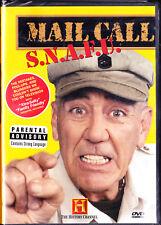 Mail Call: S.N.A.F.U. (DVD, 2007) SNAFU Gunny Lee Ermey NEW Sealed