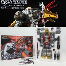Gigapower GP HQ-02R plate Slag Masterpiece Figure In Stock