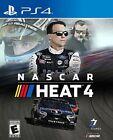 NASCAR Heat 4 for PlayStartion 4 - Sony PlayStation 4 PS4