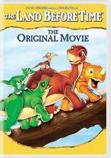 The Land Before Time (DVD,1988)