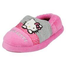Pantoufles à enfiler pour fille de 2 à 16 ans